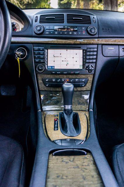 2008 Mercedes-Benz E550 Sport 5.5L Reseda, CA 21