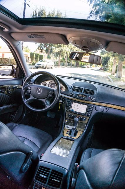 2008 Mercedes-Benz E550 Sport 5.5L Reseda, CA 36