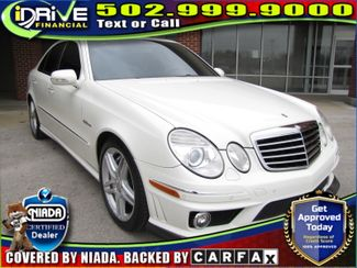 2008 Mercedes-Benz E63 6.3L AMG | Louisville, Kentucky | iDrive Financial in Lousiville Kentucky