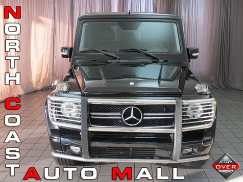 2008 Mercedes-Benz G55 5.5L AMG in Akron, OH