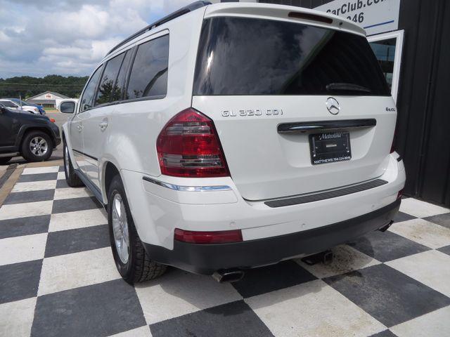 2008 Mercedes-Benz GL320 3.0L CDI Charlotte-Matthews, North Carolina 23