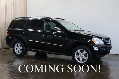2008 Mercedes-Benz GL320 4Matic AWD Clean Diesel Luxury SUV w/Heated Seats, 3rd Row Seating & Tow Pkg in Eau Claire