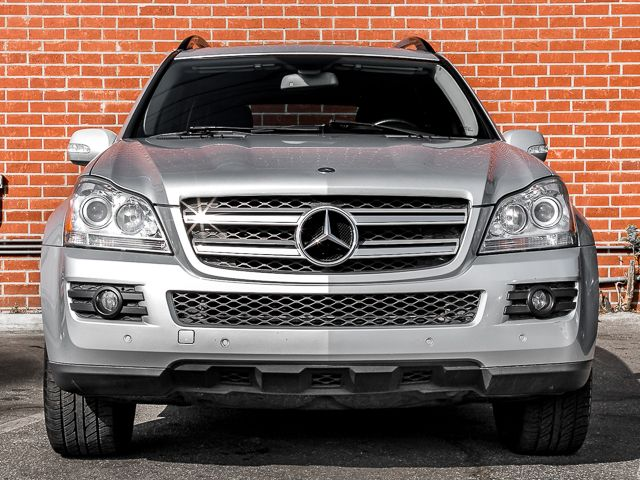 2008 Mercedes-Benz GL450 4.6L Burbank, CA 1