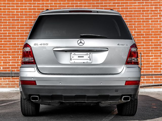 2008 Mercedes-Benz GL450 4.6L Burbank, CA 5