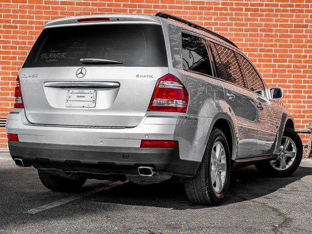 2008 Mercedes-Benz GL450 4.6L Burbank, CA 6