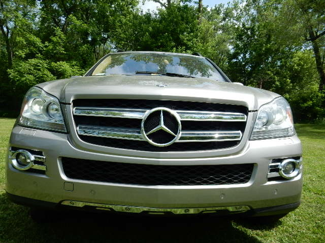 2008 Mercedes-Benz GL450 4.6L Leesburg, Virginia 5