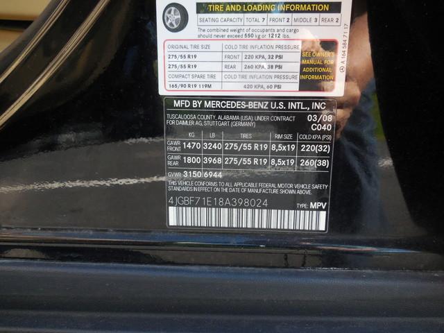2008 Mercedes-Benz GL450 4.6L Leesburg, Virginia 23