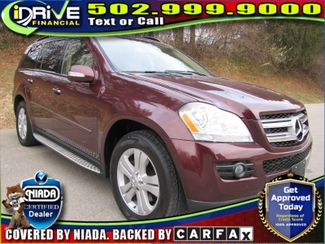 2008 Mercedes-Benz GL450 4.6L | Louisville, Kentucky | iDrive Financial in Lousiville Kentucky