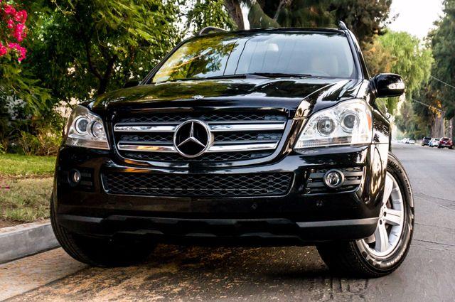 2008 Mercedes-Benz GL450 4.6L Reseda, CA 41