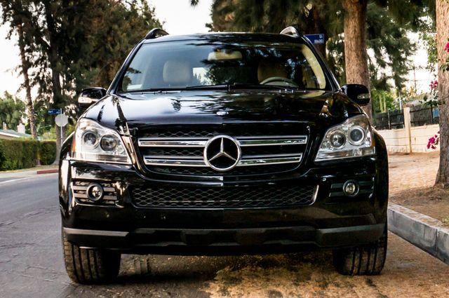 2008 Mercedes-Benz GL450 4.6L Reseda, CA 2