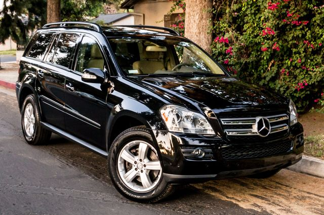 2008 Mercedes-Benz GL450 4.6L Reseda, CA 44