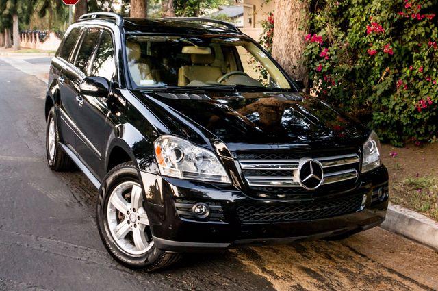 2008 Mercedes-Benz GL450 4.6L Reseda, CA 42