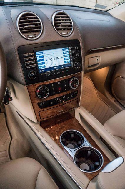 2008 Mercedes-Benz GL450 4.6L Reseda, CA 22