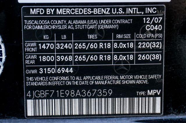 2008 Mercedes-Benz GL450 4.6L Reseda, CA 47
