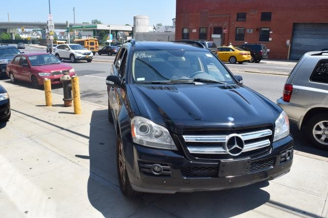 2008 Mercedes-Benz GL450 4.6L Richmond Hill, New York 1