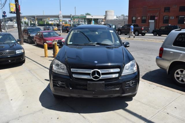 2008 Mercedes-Benz GL450 4.6L Richmond Hill, New York 2