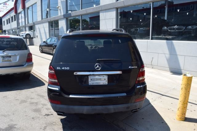 2008 Mercedes-Benz GL450 4.6L Richmond Hill, New York 3