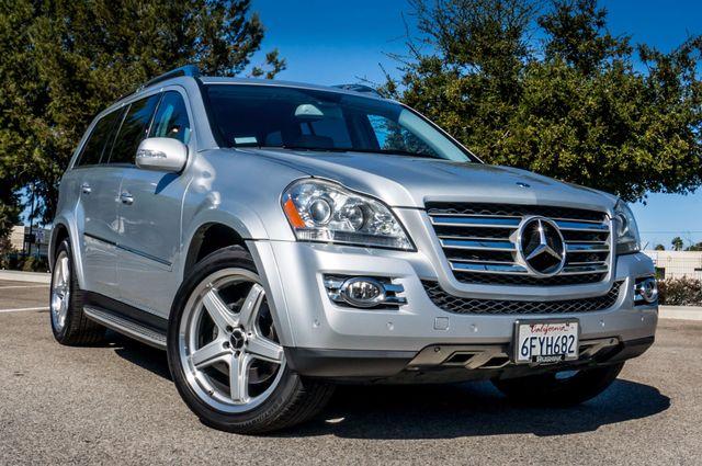 2008 Mercedes-Benz GL550 5.5L Reseda, CA 49