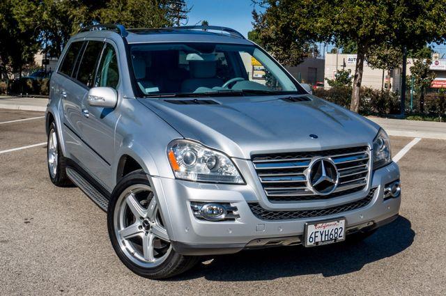 2008 Mercedes-Benz GL550 5.5L Reseda, CA 48