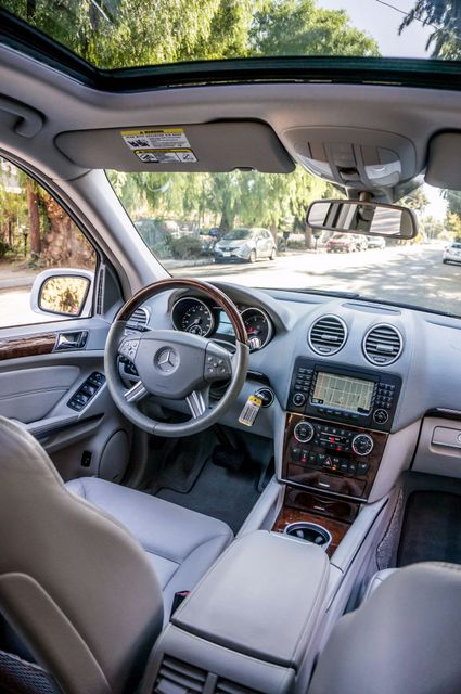 2008 Mercedes-Benz GL550 5.5L Reseda, CA 40