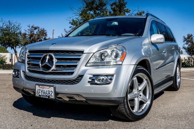 2008 Mercedes-Benz GL550 5.5L Reseda, CA 46