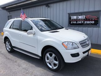 2008 Mercedes-Benz M Class ML350  city TX  Clear Choice Automotive  in San Antonio, TX