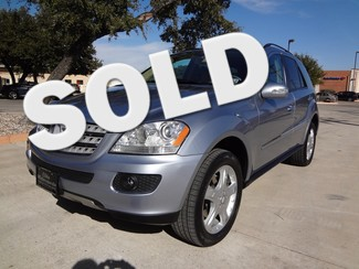 2008 Mercedes-Benz ML320 3.0L CDI Austin , Texas