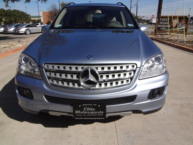 2008 Mercedes-Benz ML320 3.0L CDI Austin , Texas 9