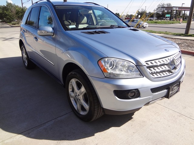 2008 Mercedes-Benz ML320 3.0L CDI Austin , Texas 7