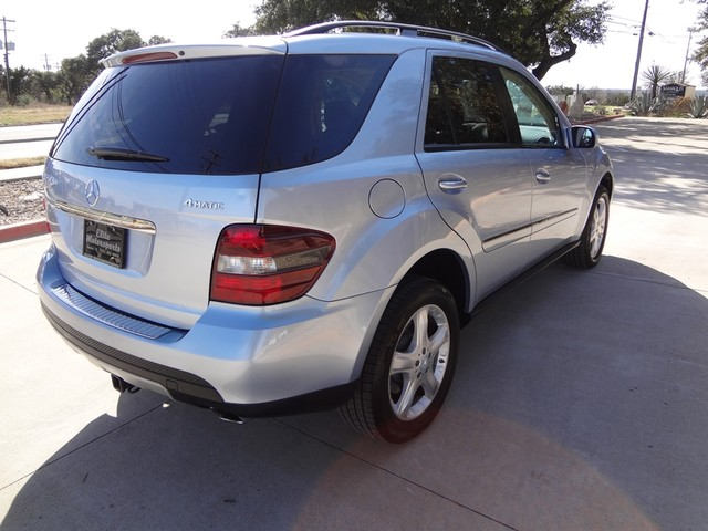 2008 Mercedes-Benz ML320 3.0L CDI Austin , Texas 5