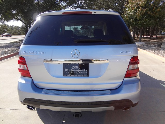2008 Mercedes-Benz ML320 3.0L CDI Austin , Texas 4