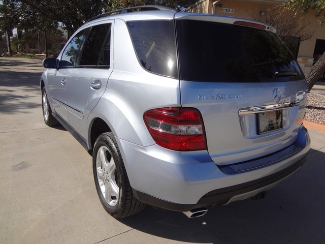 2008 Mercedes-Benz ML320 3.0L CDI Austin , Texas 3