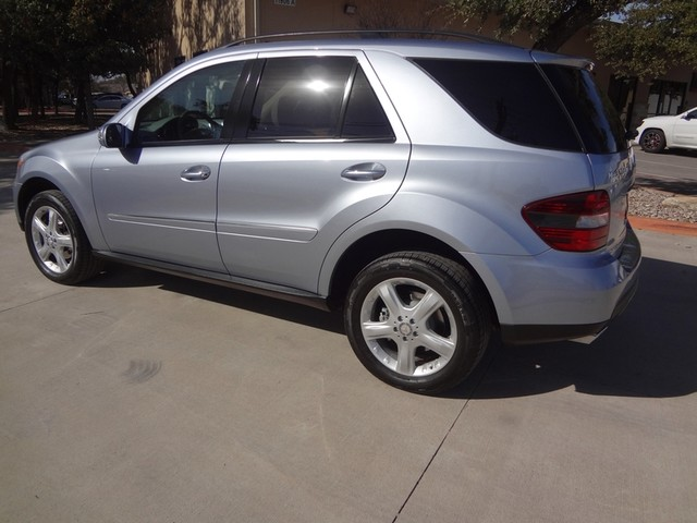 2008 Mercedes-Benz ML320 3.0L CDI Austin , Texas 2