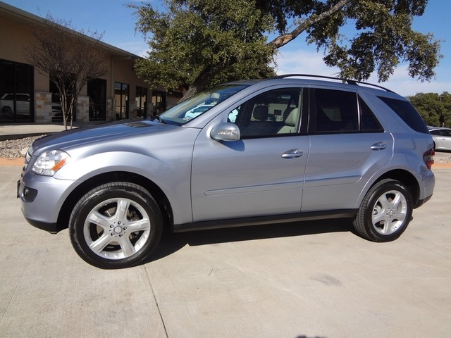 2008 Mercedes-Benz ML320 3.0L CDI Austin , Texas 1
