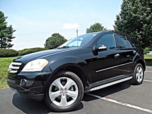 2008 Mercedes-Benz ML320 3.0L CDI Leesburg, Virginia 1