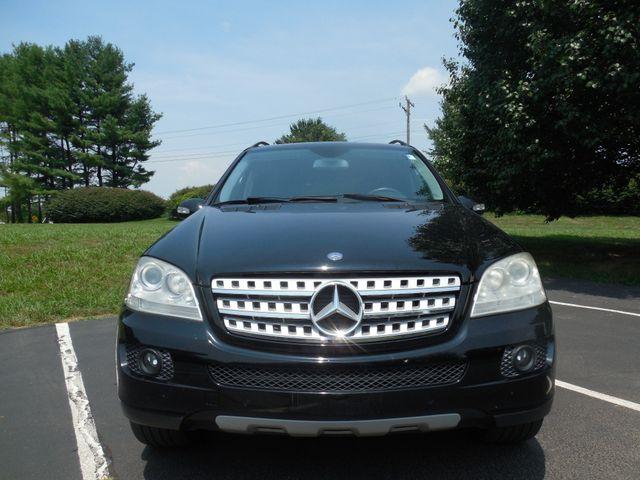 2008 Mercedes-Benz ML320 3.0L CDI Leesburg, Virginia 4