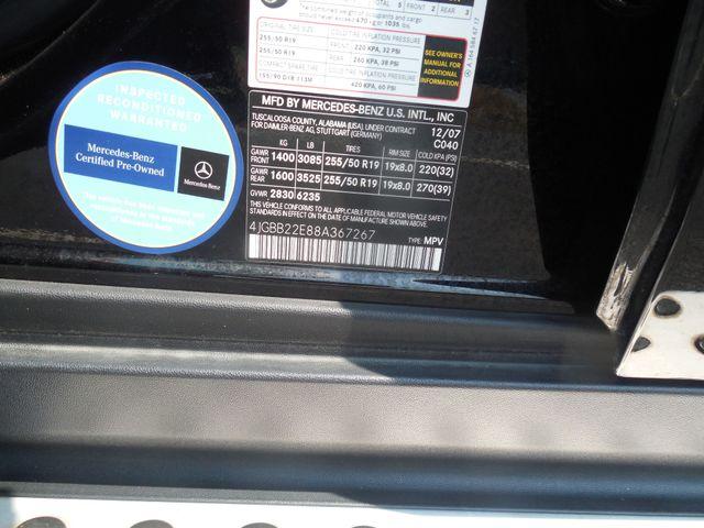 2008 Mercedes-Benz ML320 3.0L CDI Leesburg, Virginia 29