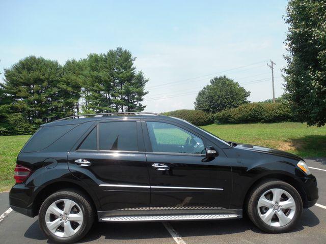 2008 Mercedes-Benz ML320 3.0L CDI Leesburg, Virginia 3