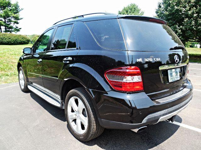 2008 Mercedes-Benz ML320 3.0L CDI Leesburg, Virginia 2
