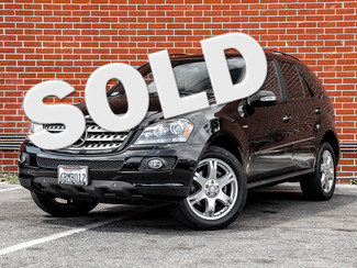 2008 Mercedes-Benz ML350 EDITION 10 Burbank, CA