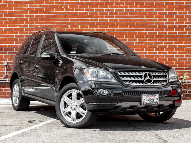 2008 Mercedes-Benz ML350 EDITION 10 Burbank, CA 2