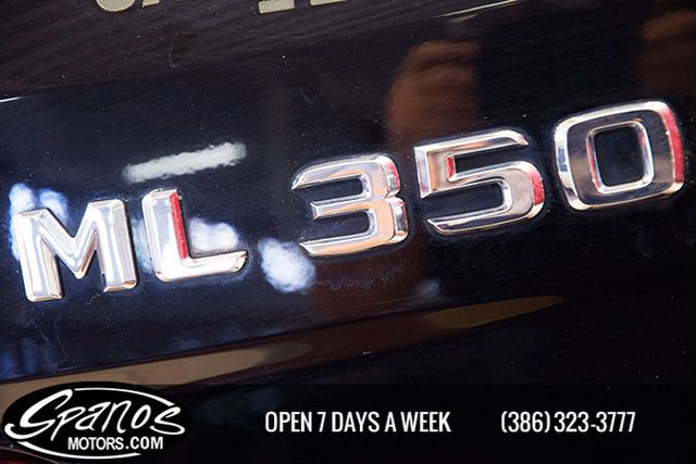 2008 Mercedes-Benz ML350 3.5L Daytona Beach, FL 49