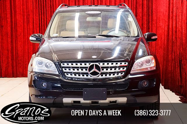 2008 Mercedes-Benz ML350 3.5L Daytona Beach, FL 3