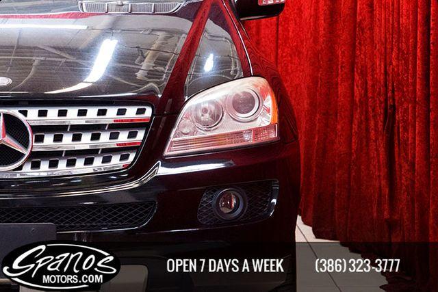 2008 Mercedes-Benz ML350 3.5L Daytona Beach, FL 7
