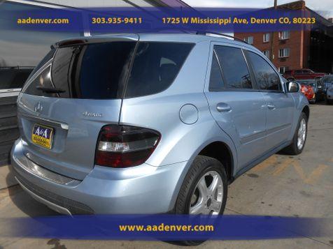 2008 Mercedes-Benz ML350 3.5L | Denver, CO | A&A Automotive of Denver in Denver, CO
