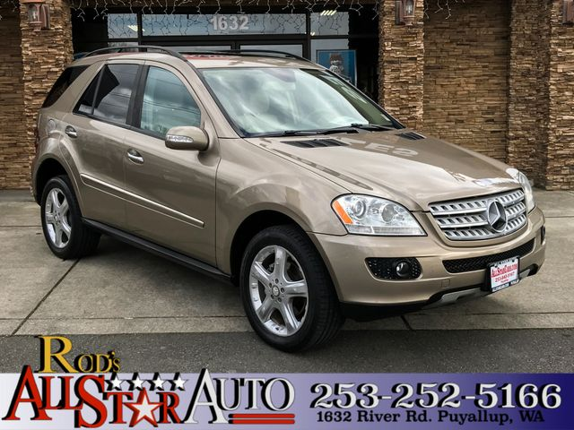 2008 Mercedes ML350 35L AWD This vehicle is a CarFax certified one-owner used car Pre-owned vehi