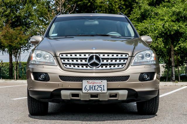 2008 Mercedes-Benz ML350 4WD - P1 PKG - NAVI - 87K MILES Reseda, CA 3