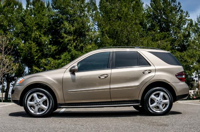 2008 Mercedes-Benz ML350 4WD - P1 PKG - NAVI - 87K MILES Reseda, CA 5