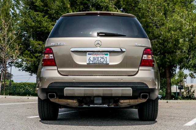 2008 Mercedes-Benz ML350 4WD - P1 PKG - NAVI - 87K MILES Reseda, CA 8