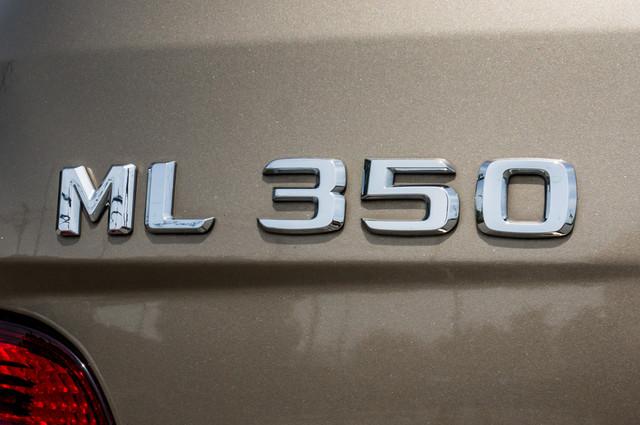 2008 Mercedes-Benz ML350 4WD - P1 PKG - NAVI - 87K MILES Reseda, CA 51